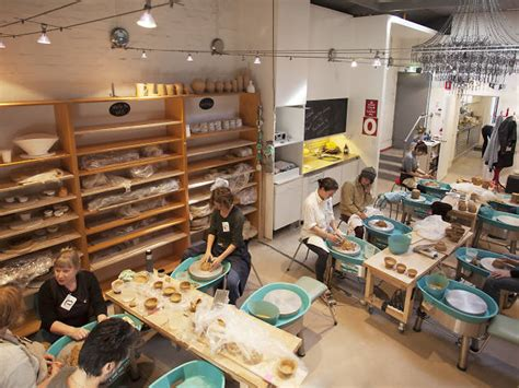 The best pottery classes in Melbourne