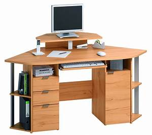 Modern home office furniture types for your need office for Types of office desks