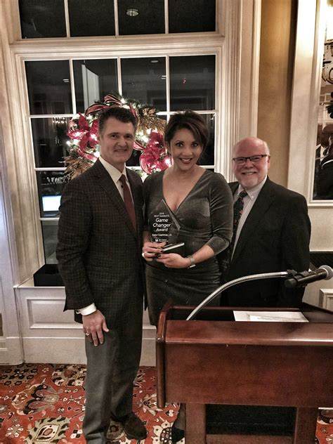 The size and importance of ohio's insurance industry can be measured in several ways — but any way you look at it, the ohio insurance industry is a key economic driver of the state's economy. Asalyn Coachman Receives Game Changer Award! - Financial Architects, Inc.