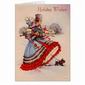 Old Fashioned Christmas Cards cards Invitations & More