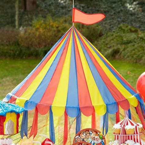 circus big top canopy tent cooltent club