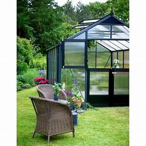 Serre De Jardin Polycarbonate : serre de jardin 13m aluminium et polycarbonate 10mm ~ Dailycaller-alerts.com Idées de Décoration