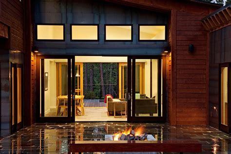 window treatments for sliding patio doors Entry Farmhouse