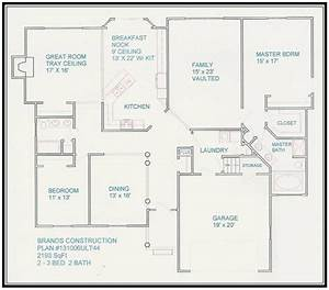 Free house floor plans and designs floor plans for ranch for Design my new home free