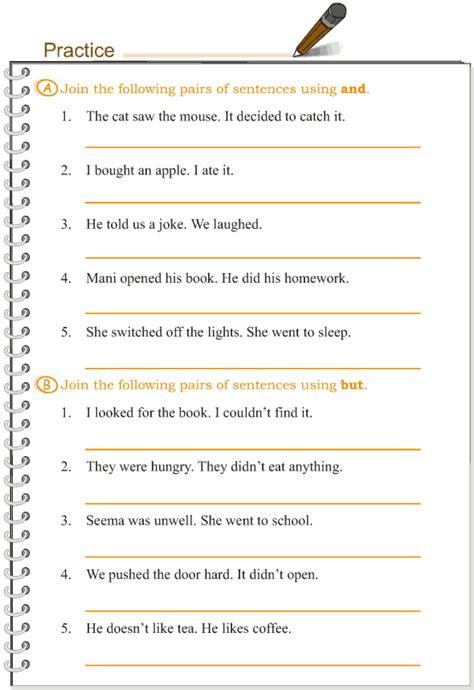 grade 3 grammar lesson 15 conjunctions 3 gram goof