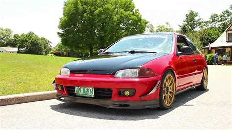 Honda Civic Hatchback Modification honda civic hatch back modified