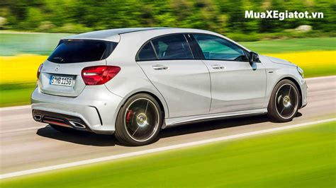The question is if you want ready power or prodigious power. Chi tiết xe Mercedes A250 AMG 2020 kèm giá bán 05/2020