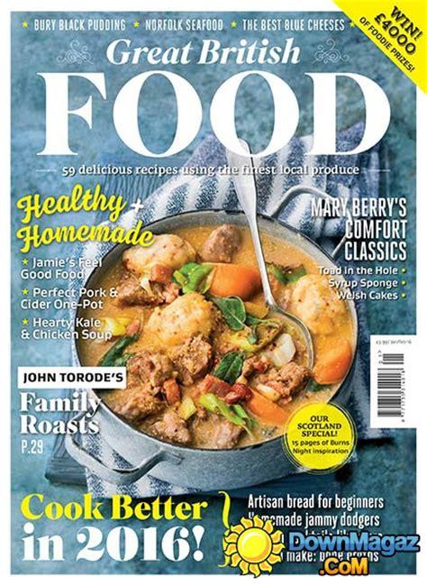 magazines cuisine great food january 2016 pdf magazines