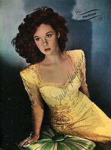 Susan Hayward... I named my daughter after her.....loved ...