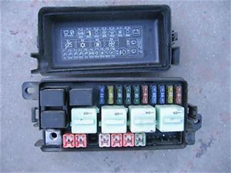 acura el engine bay fuse box eld