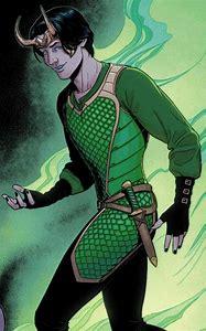 Young Avengers Loki