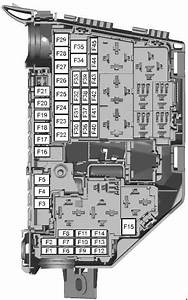 Ford S-max  2006 - 2015  - Fuse Box Diagram