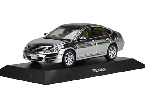 nissan teana 2009 silver silver wine red 1 43 j collection diecast nissan teana