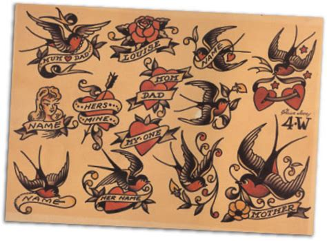 norman collins timeline biography sailor jerry