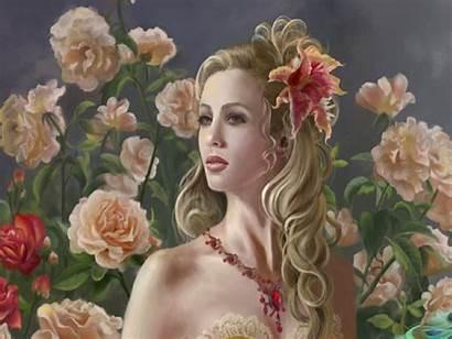 Woman Spring Pretty Fantasy Wallpapers13 Nene Thomas