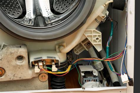 lager der waschmaschine wechseln  wirds gemacht