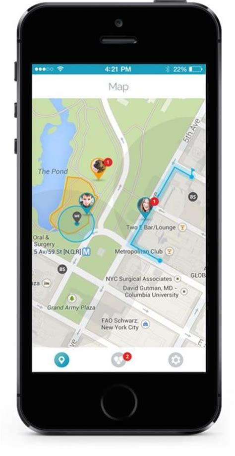 gps tracker iphone location tracking gps iphone