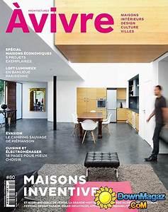 Architecture à Vivre : architecture vivre septembre octobre 2014 no 80 ~ Melissatoandfro.com Idées de Décoration