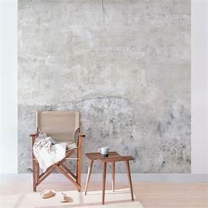 Verputzte Wand Tapezieren : beton tapete vliestapete shabby deko pinterest tapeten shabby und wandgestaltung ~ Markanthonyermac.com Haus und Dekorationen