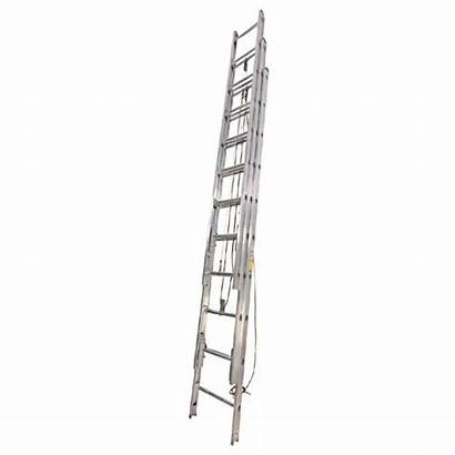 Safety Ladder Extension Duo Three Section Fire