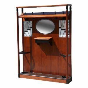 Garderobe Art Deco : mantelhalter garderoben regenschirmhalter ~ Michelbontemps.com Haus und Dekorationen