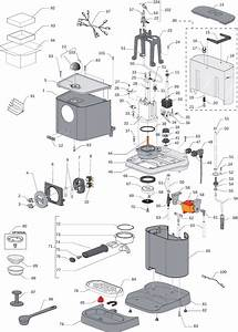 Gaggia Baby Class Parts Diagram User Manual
