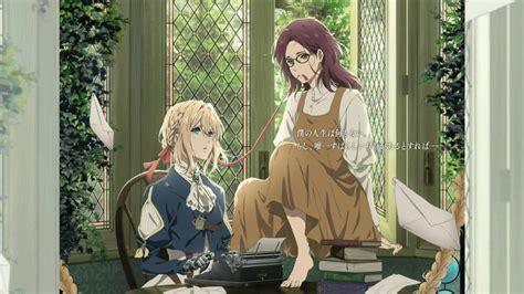 violet evergarden gaiden eien  jidou shuki ningyou