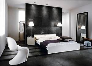 beautiful chambre deco moderne pictures design trends With chambre a coucher parentale