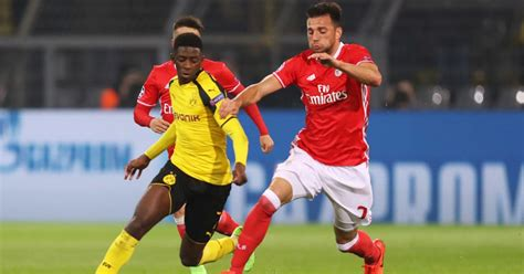 Newcastle United Agree Surprise €20m Deal to Sign Benfica ...