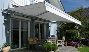 Markise mit kurbel tg15 hitoiro for Markise balkon mit tiefengrund tapete