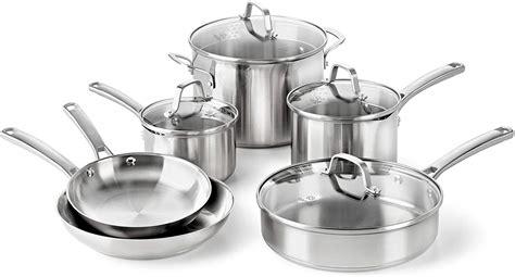 duxtop ssib  professional induction cookware set  piece