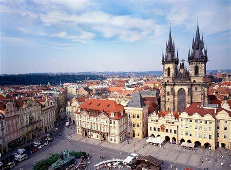 Travel And Adventures Prague Praha A Voyage To Prague