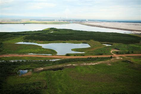 Land Reclamation in Canada | Land Reclamation Projects ...