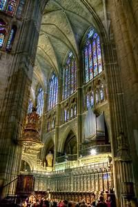 Interior De La Catedral De Le U00f3n 3 Hdr