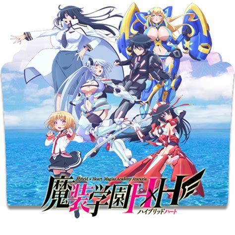 Masou Gakuen Hxh Tv Anime Summer 2016 Anime Lineup Yu Alexius Anime
