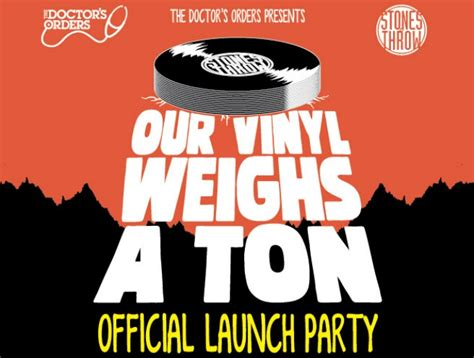 Peanut Butter Wolf And Paul White To Dj At London Launch