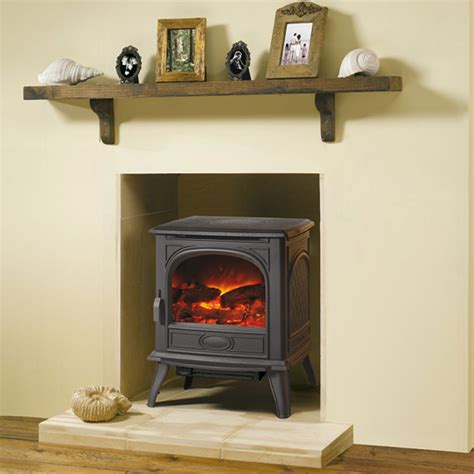 electric wood stove fireplace dovre 280 cast iron