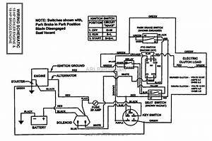 Snapper Hzs18483bve 48 U0026quot  18 Hp Ztr Yard Cruiser Series 3 Parts Diagram For Wiring Schematics