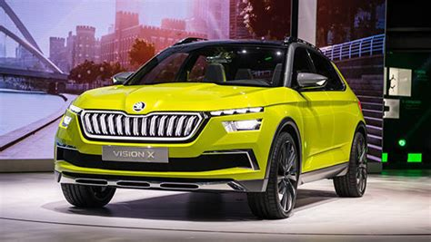 Skoda Working On A Subkaroq Suv, Expected India Launch In