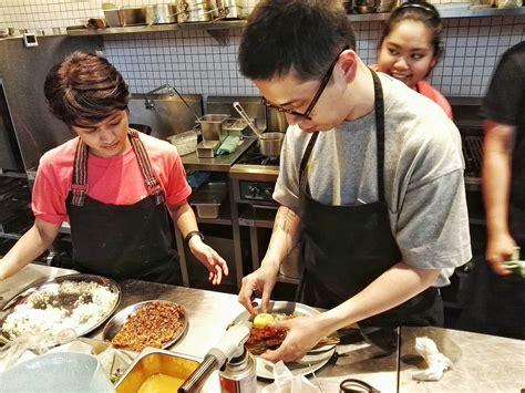 santos cuisine cheryl tiu 張美鈴 personal