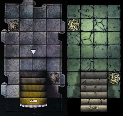 custom tile set wip dungeons dragons castle ravenloft