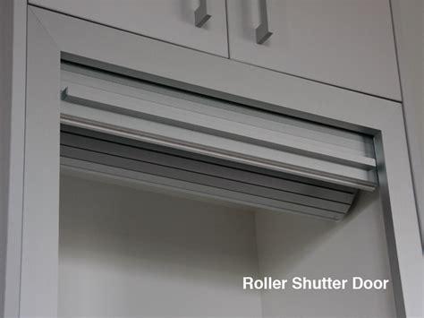 roller shutter cabinets for kitchen roller shutter door others fabulous kitchens