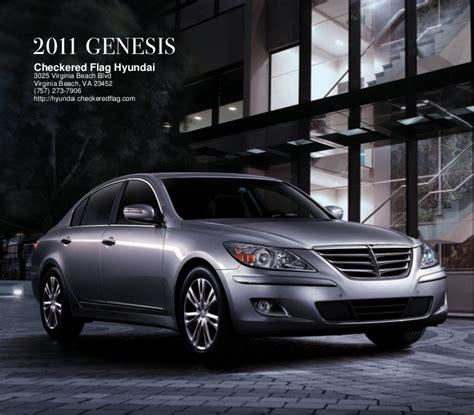 Hyundai Virginia by 2011 Hyundai Genesis For Sale In Virginia Va