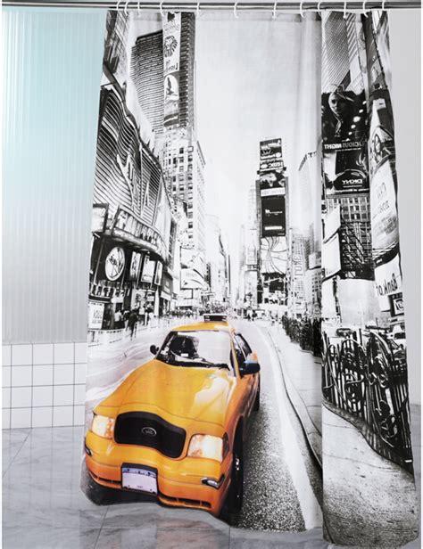 rideaux new york taxi 60 id 233 es pour votre rideau de original