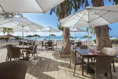 Barbados Bougainvillea Cafe Beach Resort Outside Hotel