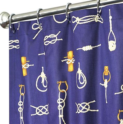 shower curtain nautical nautical shower curtains for bathroom decor