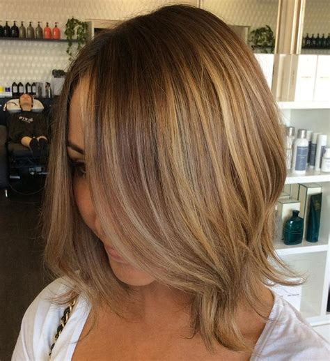 Hair With Lowlights by 50 Light Brown Hair Color Ideas With Highlights And Lowlights