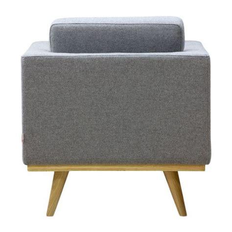 canapé charleen habitat charleen fauteuils fauteuil gris tissu habitat