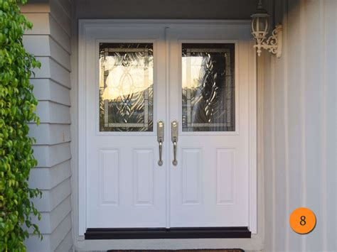 Awesome Fiberglass Exterior Entry Doors Exterior