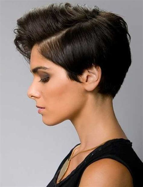 Cropped Hairstyles by 20 Best Cropped Hair Hairstyles Haircuts